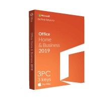 Office Home and Business 2019 / MacOS (3 PC)