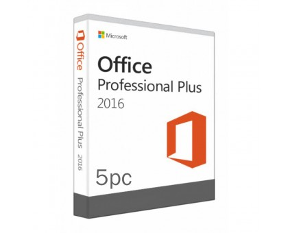 Office 2016 Professional Plus (5PC)