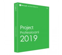 Microsoft Project 2019 - Professional (С привязкой к аккаунту)