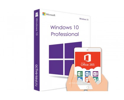 Windows 10 Professional и Office 365 Professional Plus