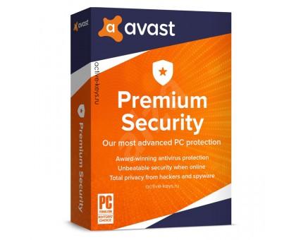 Avast premium security - 1 год, 1 устройство