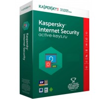 Kaspersky Internet Security 1 год (Регион free)