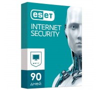ESET NOD32 antivirus internet security - 90 дней