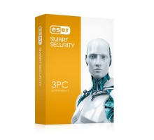 ESET NOD32 Smart (internet) Security - 3PC