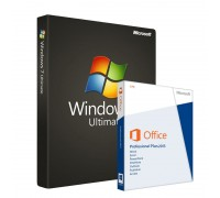 Windows 7 Ultimate и office 2013 Professional Plus