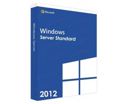 Windows server 2012 standard