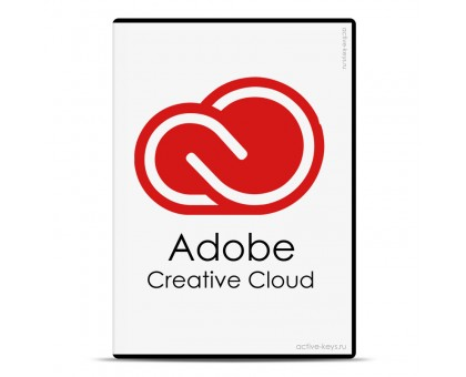 Adobe Creative Cloud (Подписка)
