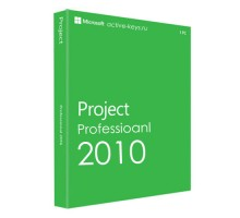 Microsoft Project 2010 - Professional