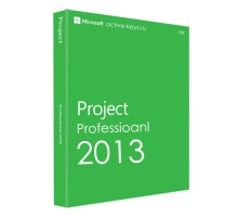 Купить Project Professional 2013