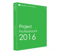 Microsoft Project 2016 - Professional
