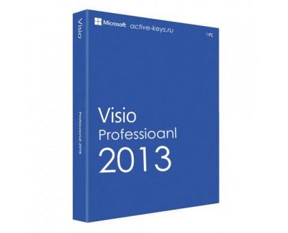 Microsoft Visio 2013 - Professional