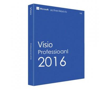 Microsoft Visio 2016 - Professional