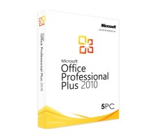 Office 2010 Professional plus (5PC)