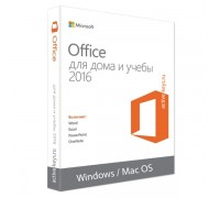 Office 2016 Home and Student для Windows и Mac