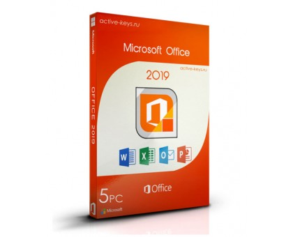 Office 2019 Professional Plus (5PC)