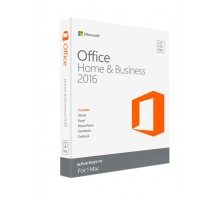 Office Home and Business 2016 / MacOS