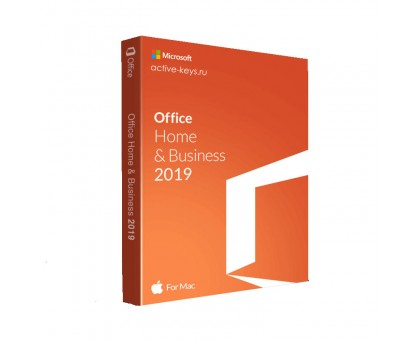 Office Home and Business 2019 / MacOS