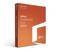 Office 2019 Professional Plus (2PC)
