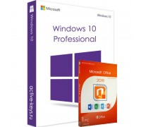 Windows 10 Pro и Office 2019 Pro