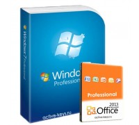 Windows 7 Professional и office 2013 Professional