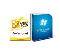 Windows 7 Professional и Office 2010 Professional