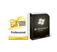 Windows 7 Ultimate и Office 2010 Professional