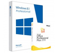 Windows  8.1 professional и Office 2010 Professional Plus